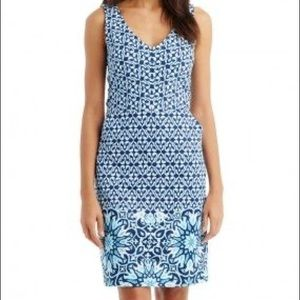 🆕 NWT J. McLaughlin print dress